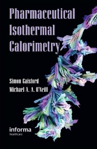 Cover Pharmaceutical Isothermal Calorimetry