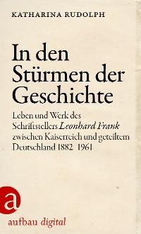 Cover In den Stürmen der Geschichte
