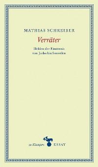 Cover Verräter