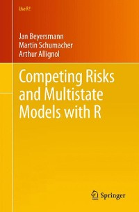 Cover Competing Risks and Multistate Models with R