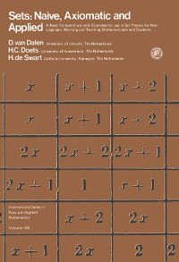 Cover Sets: Naive, Axiomatic and Applied
