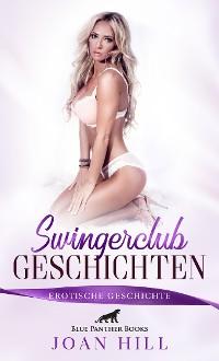 Cover Erotische Swingerclub Geschichten