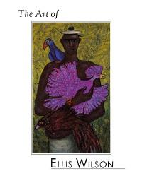 Cover The Art of Ellis Wilson