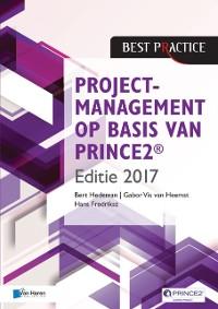Cover Projectmanagement op basis van PRINCE2® Editie 2017