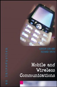Cover EBOOK: Mobile and Wireless Communications: An Introduction