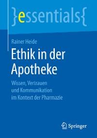 Cover Ethik in der Apotheke