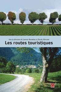 Cover Les routes touristiques