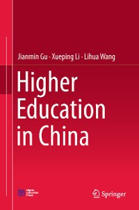 Cover Higher Education in China
