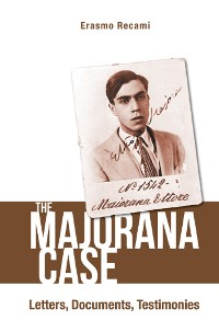 Cover The Majorana Case