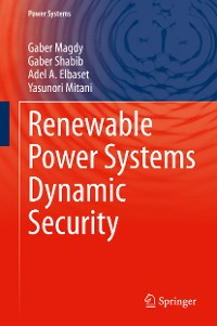 Cover Renewable Power Systems Dynamic Security