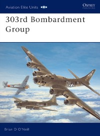 Cover 303rd Bombardment Group