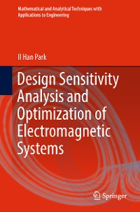 Cover Design Sensitivity Analysis and Optimization of Electromagnetic Systems