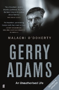 Cover Gerry Adams: An Unauthorised Life