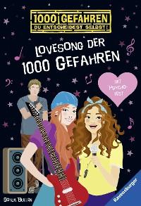 Cover Lovesong der 1000 Gefahren