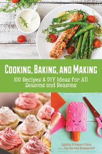 Cover Cooking, Baking, and Making