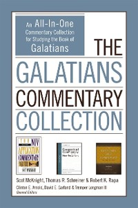 Cover Galatians Commentary Collection