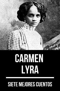 Cover 7 mejores cuentos de Carmen Lyra