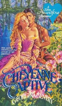 Cover Cheyenne Captive