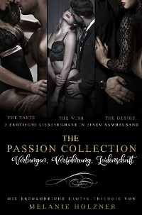Cover Sammelband The Passion Collection