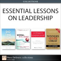 Cover Essential Lessons on Leadership (Collection)