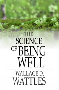 Cover Science of Being Well