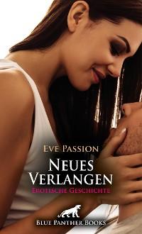 Cover Neues Verlangen   Erotische Geschichte