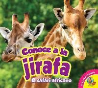 Cover Conoce a la jirafa