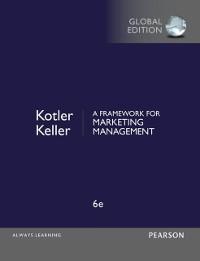 Cover Framework for Marketing Management, eBook, Global Edition