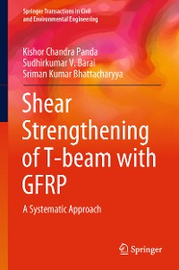 Cover Shear Strengthening of T-beam with GFRP