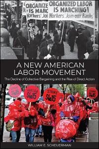 Cover A New American Labor Movement