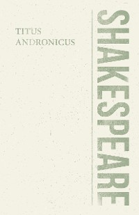 Cover Titus Andronicus