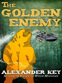 Cover The Golden Enemy
