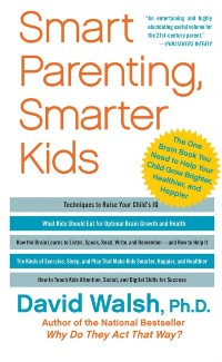 Cover Smart Parenting, Smarter Kids
