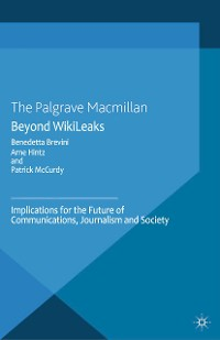 Cover Beyond WikiLeaks