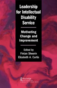 Cover Leadership for Intellectual Disability Service