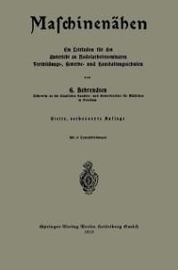 Cover Maschinenahen