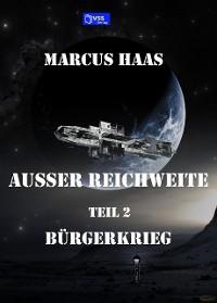 Cover Außer Reichweite - Band 2