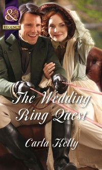 Cover Wedding Ring Quest (Mills & Boon Historical)