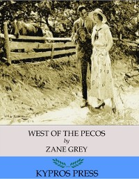 Cover West of the Pecos