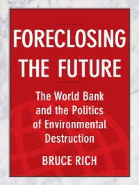 Cover Foreclosing the Future