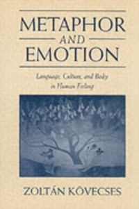 Cover Metaphor and Emotion