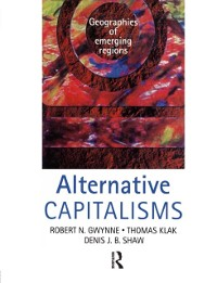 Cover Alternative Capitalisms: Geographies of Emerging Regions