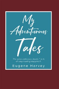 Cover My Adventurous Tales