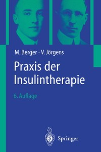 Cover Praxis der Insulintherapie