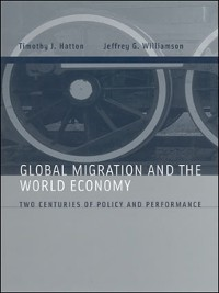 Cover Global Migration and the World Economy