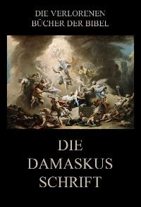 Cover Die Damaskusschrift