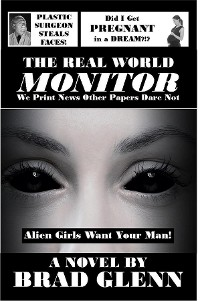 Cover The Real World Monitor