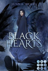 Cover Die Black-Reihe 1: Black Hearts
