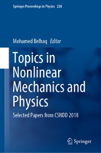 Cover Topics in Nonlinear Mechanics and Physics