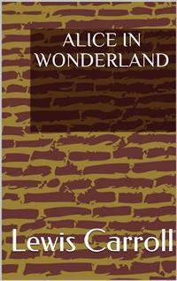 Cover Alice in Wonderland